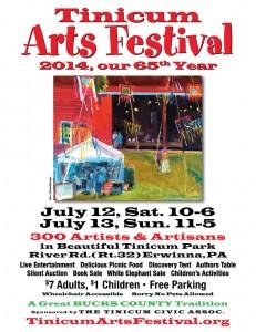 Tinicum Arts Festival 2014
