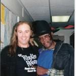 Smokey Wilson KLON Xmas Party 1996
